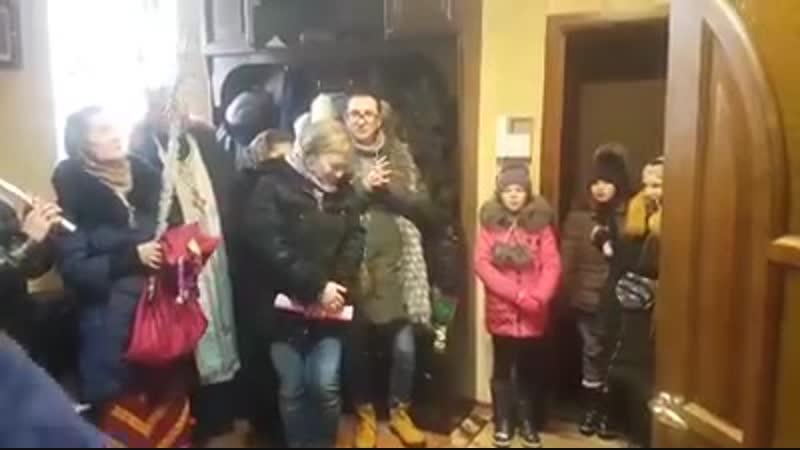 Урсула колядование Рождество 07.01.2019(2)