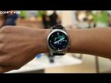 Обзор смарт-часов Samsung Gear S3- Classic и Frontier