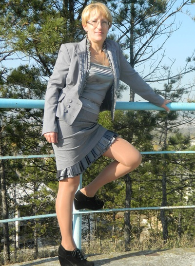 Елена Стеценко