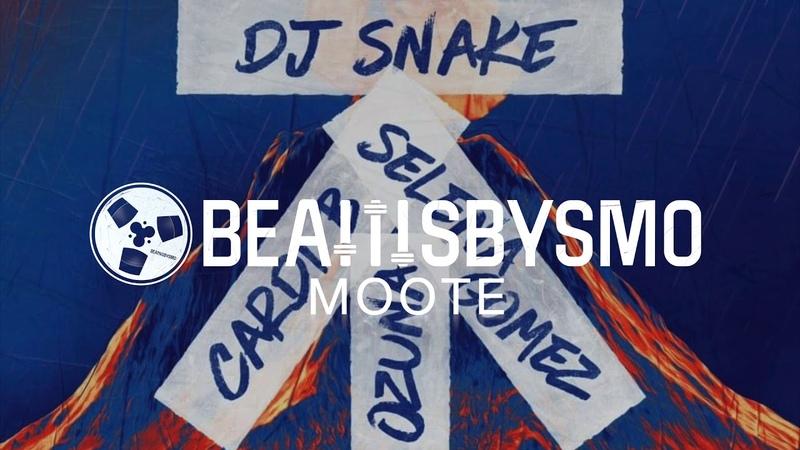 FREE Dj Snake x Selena Gomez x Ozuna x Cardi B Type Beat Moote by BEAIIISBYSMO