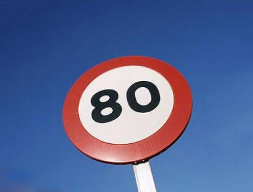 знак 80