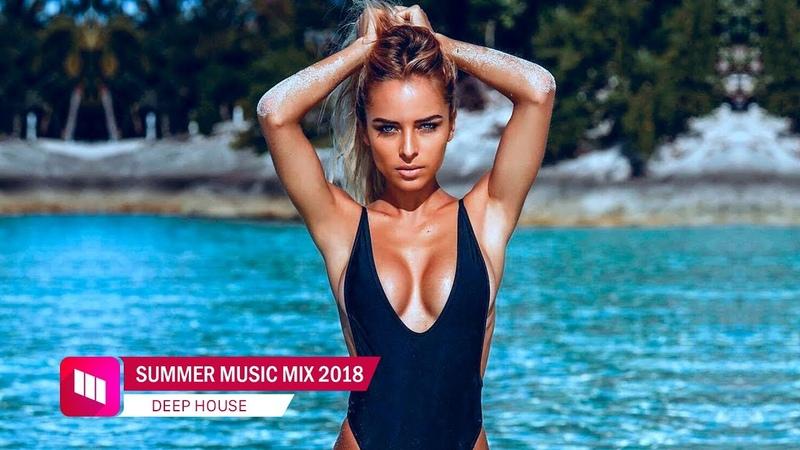 Summer Love Mix 2018 🌴- Kygo, Ed Sheeran, Dua Lipa, Calvin Harris Style - Chill Out Mix By Magic