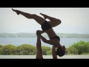 Бриони Смит и Дайс Илда-Кляйн || Акро Йога || Acro Yoga by Equinox