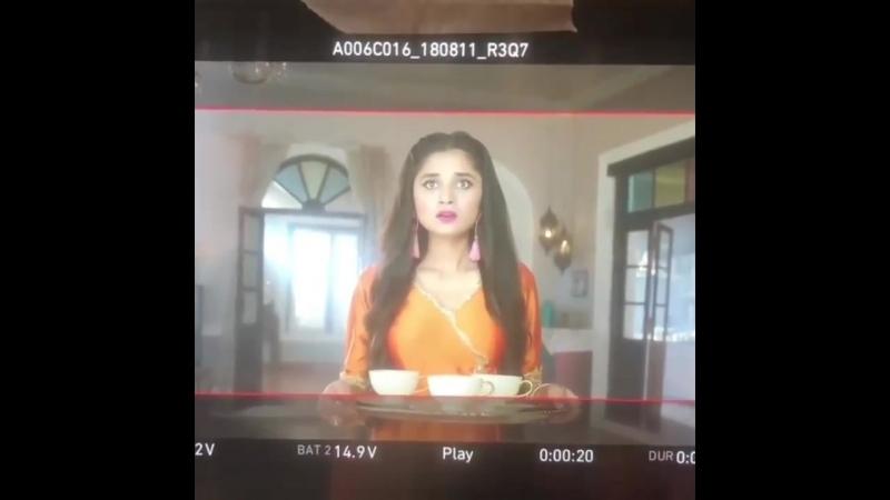 Guddan Tumse Na Ho Paayega,__ Serial __Zee TV __ Off screen Masti Shooting Sce