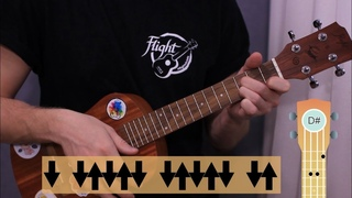 System Of A Down - Chop Suey (Tutorial ukulele / разбор на укулеле)