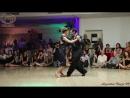 Magdalena Gutierrez y Germán Ballejo - Lo de Silvia Tango Festival - Tel Aviv - 24.05.2018, 1/5