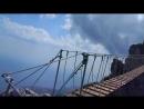 Подвесной мост на Ай Петри