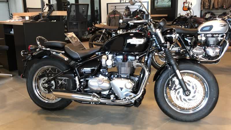 Speedmaster Triumph Новый мотоцикл от официального дилера. Цвет черный. Официальная гарантия на мотоцикл 2 года без ограничения