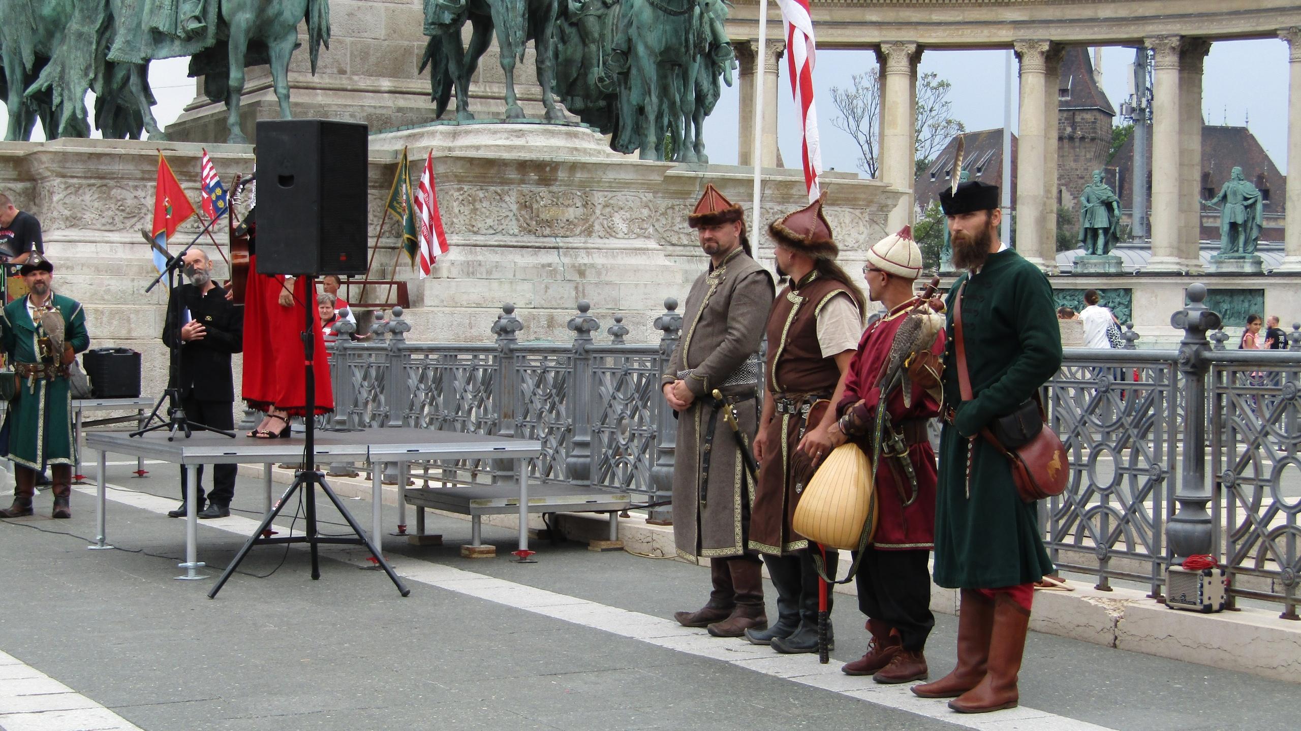 О национальных праздниках Венгрии: годовщина битвы при Пожони