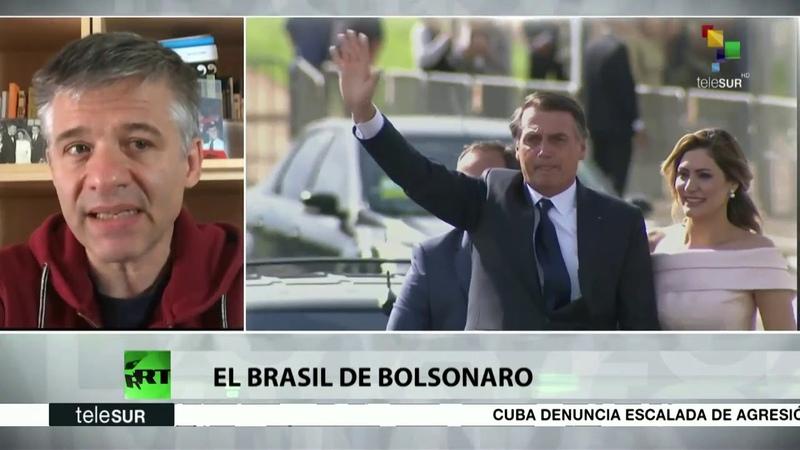 En la mira: Los primeros meses del mandato de Jair Bolsonaro en Brasil