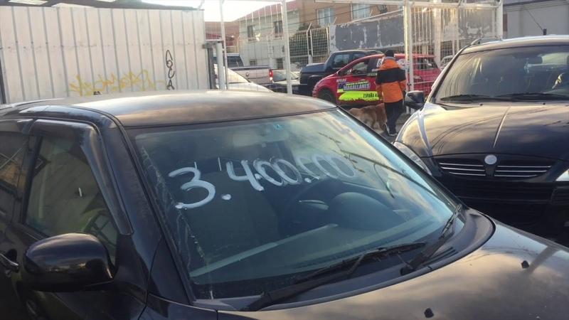 Valores de Carros usados no Chile