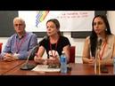 A pouco: Gleisi direto de Cuba denuncia ao mundo prisão ilegal de Lula