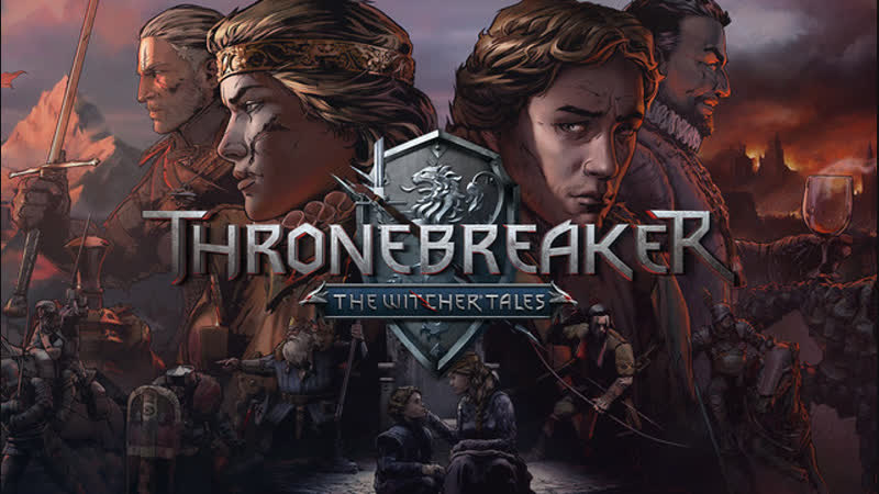 Thronebreaker The Witcher Tales | Launch Trailer | PS4