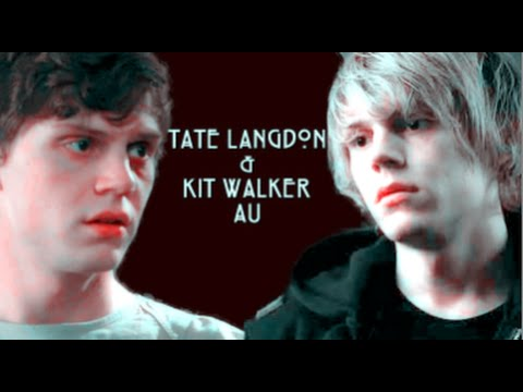 Tate Langdon Kit Walker - I'm So Sorry | AU
