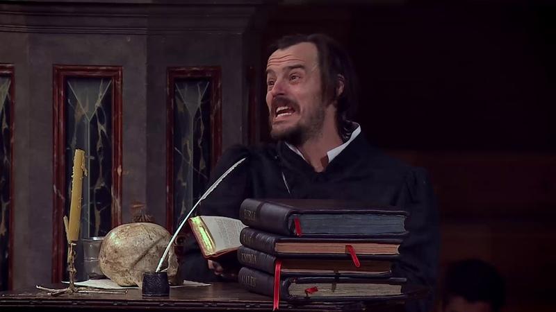 Doctor Faustus Shakespeares Globe