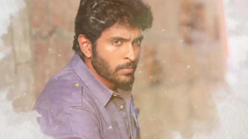 Paarai Mele video song Sathriyan movie Official Lyric Video Yuvan Shankar Raja Vikram Prabhu, Manjima Mohan