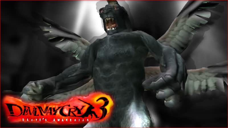 Devil May Cry 3 Beowulf (I suck so I must tank through)