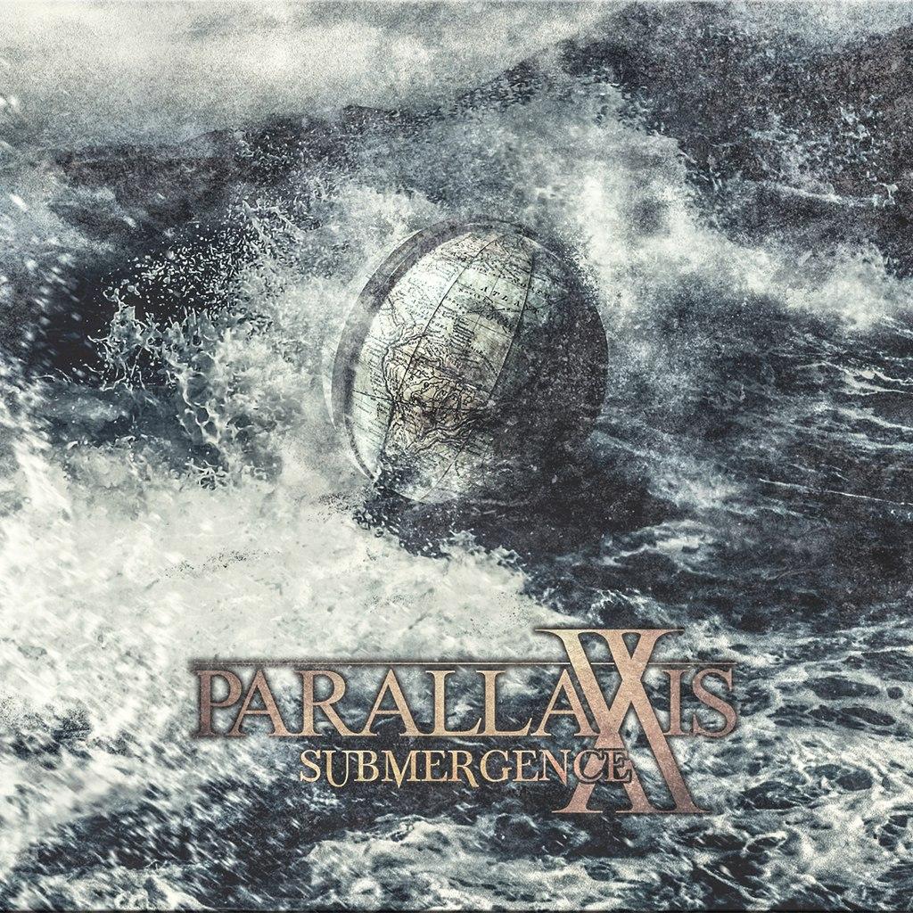 Parallaxis - Submergence [EP] (2015)