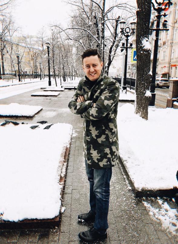 Станислав Ярушин   Москва