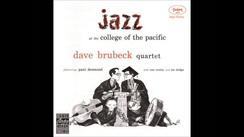 Dave Brubeck Quartet-I Remember You from Jazz at the College of the Pacific