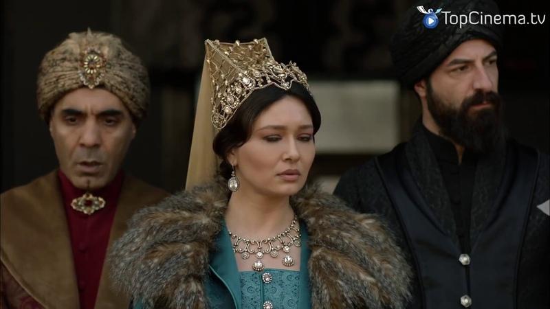 Валиде Кесем хочет посадить шахзаде Касыма на престол