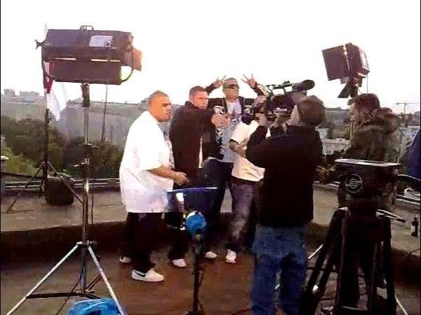 1.Kla$, I.G.O.R., S.C.H.O.K.K - съёмки клипа «NRS»