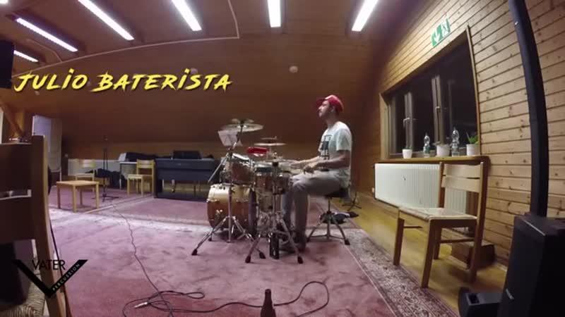 Julio Baterista TV - Michelle Branch - Everywhere ( American Pie 2 Tropic Drumversion 2015 )