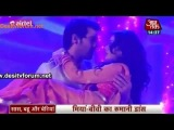 21st August 2014 SBB:Abhi-Pragya Romantic Dance At Aliya's Sangeet