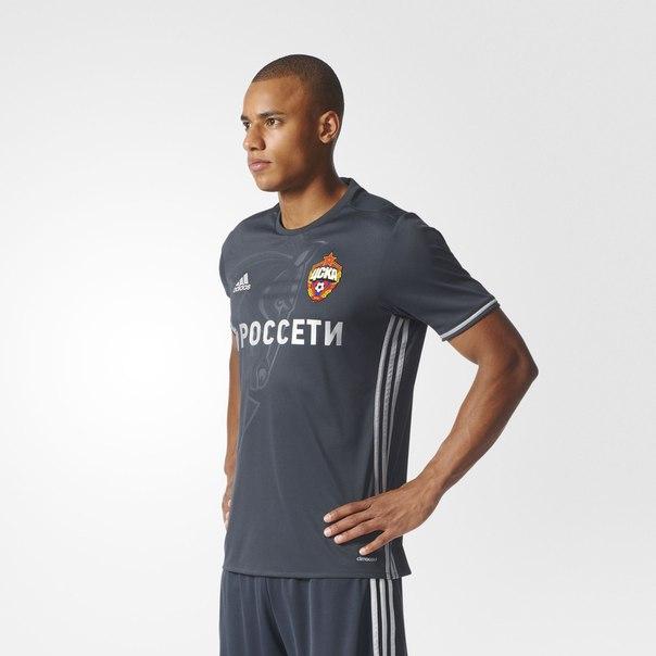 Игровая футболка ЦСКА Away