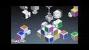 Rubik's Cube Кубик Рубика in SolidWorks
