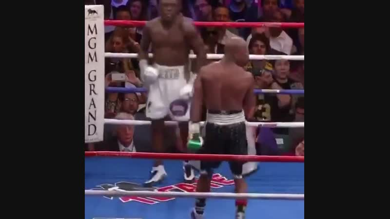 Флойд Мэйвезер показал урок бокса Андре Берто. » Freewka.com - Смотреть онлайн в хорощем качестве