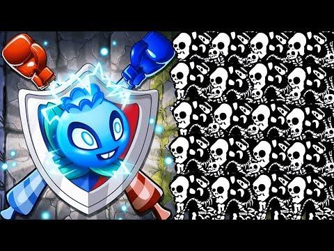 Plants vs Zombies 2 BattleZ-Electric Blueberry Pvz 2 Vs All Premium Pvz 2 Vs Zomboss