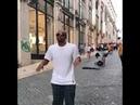 Мигель танцует на улице Танцы на ТНТ 5 сезон