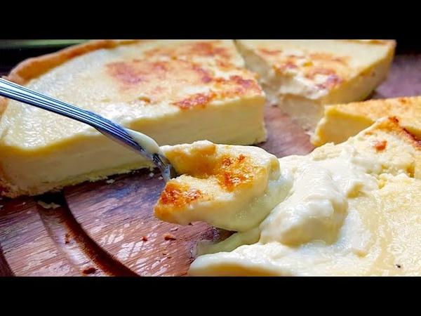 Tarta de queso del restaurante Barraca en Murcia ¡FACIL y cremosa! ¡BESTIAL!