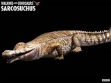 TRILOGY OF LIFE - Walking with Dinosaurs - super croc