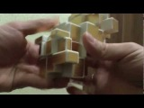 Зеркальный сиамский куб (Siamese Mirror) куб, сборка ч.2