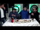 Muzikalni Meyxana 2014 - Dakazat Elə - Resad Dagli, Perviz Bulbule, Vuqar, Orxan