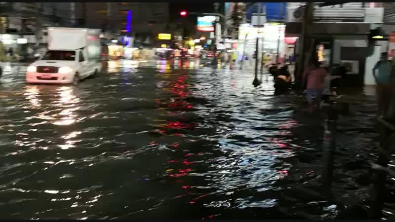 После дождя Паттае