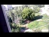 Краматорск16.06.2014 - город снова под обстрелом (16-50)!