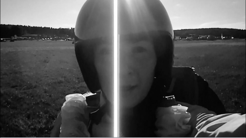 Скоро парашютный сезон (гоблин в шлеме)