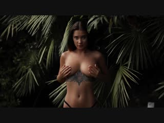 Горячая модель кристина щербинина [liya silver] эротическая съемка в джунглях