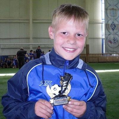 Денис Самко, 9 августа 1998, Харьков, id202116193