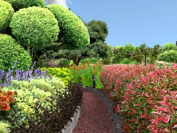3D Realtime Landscaping Architect 2014 - Project - Polykarpos Thoma