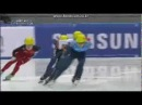 2013/2014 Short Track World Cup3 Men's 1000m Semifinal 2 С УЧАСТИЕМ ВИКТОРА АНА,РОССИЯ!