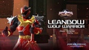 Power Rangers: Legacy Wars (Mystic Force) Leanbow Wolf Warrior (Moveset)
