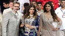 Raveena Tandon And Shilpa Shetty Attend Isha Ambani Wedding Ceremony