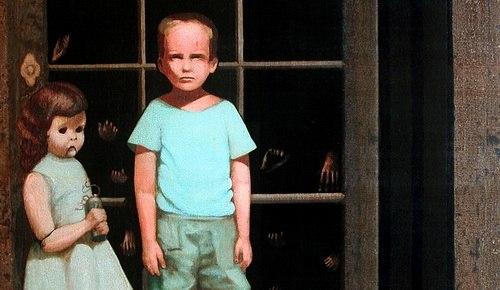 Самая страшная картина в мире.