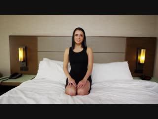 GirlsDoPorn Episode E507 21 Years Old Petite Brunette in Black Dress Teens Casting [All Sex, Hardcore, Blowjob, Gonzo]