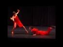 Танго урок с Giuliana Rossetti отрывок из Поездка в Аргентину хореография от Oscar Araiz