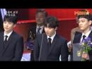 171103 EXO получили Prime Minster's Commendation @ 2017 Korean Popular Culture and Arts Award